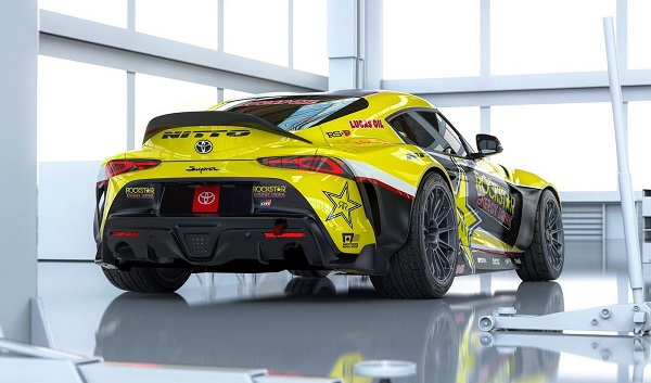 image-of-toyota-supra-gr-rear-view