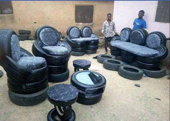 image-of-nigerian-creates-chairs-from-tires