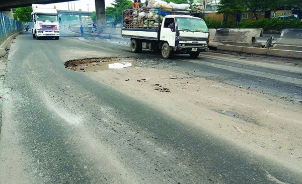 image-of-a-pothole-road
