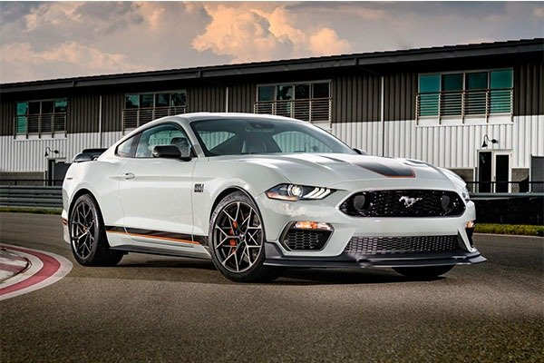 image-of-ford-mustang-mach-1-sportscar-front-view