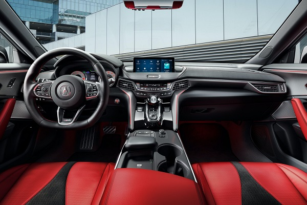 image-of-2021-Acura-TLX-interior-view
