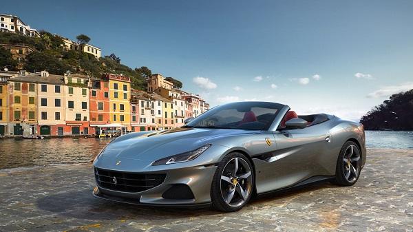 image-of-Ferrari-Portofino-M-front-view