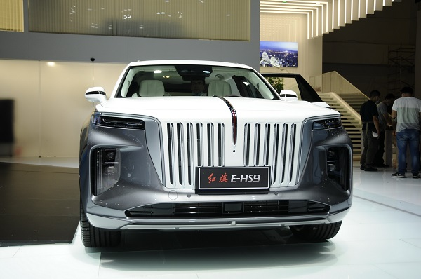 image-of-Hongqi-E-HS9-front-view