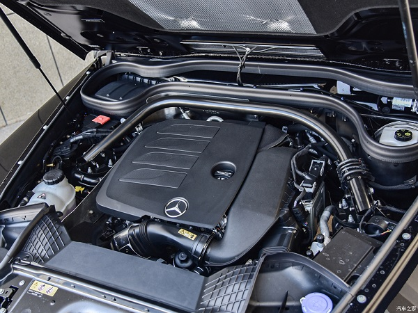 image-of-Mercedes-Benz-G350-engine-view