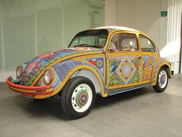 image-of- Volkswagen-beetle-vochol-in-Mexico