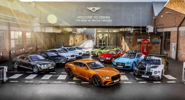 Bentley-reports-50%-increase-in-Orders