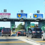 What made this Kia driver to slam into a toll booth in Poland?