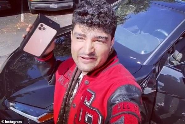 sharma-arrested-for-driving-tesla-from-backseat